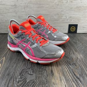 Asics l Gel Exalt 3 - Pink/Orange - 9